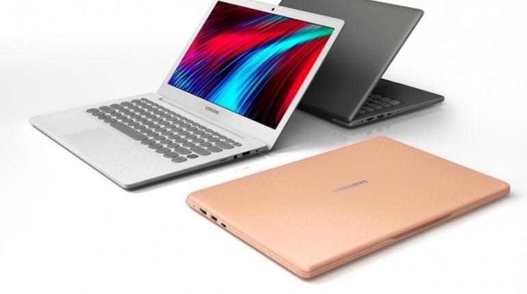 Samsung анонсировала новый ноутбук с ретродизайном и быстрыми беспроводными коммуникациями.