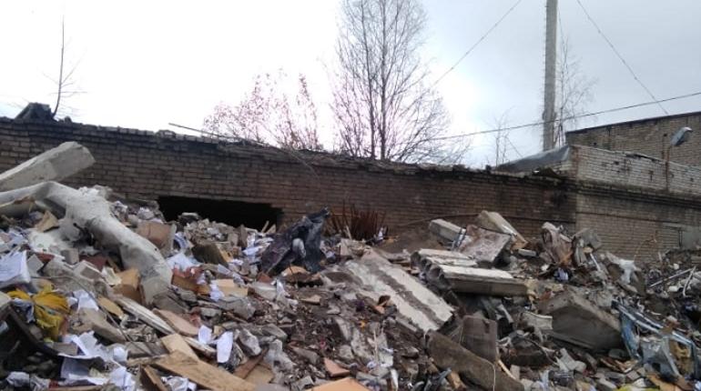 Тело пятой жертвы нашли под завалами завода «Авангард»