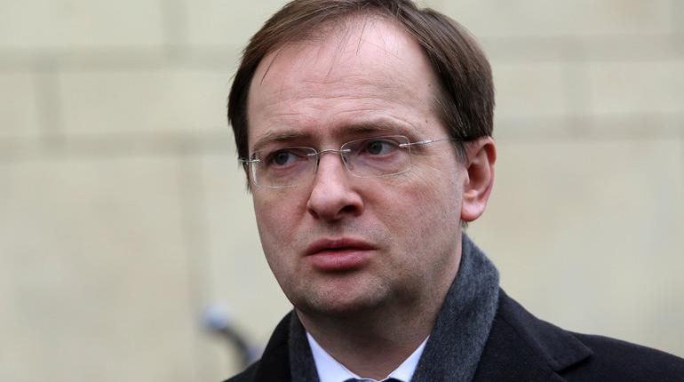 Глава Минкультуры Владимир Мединский пока не прочитал сценарий фильма