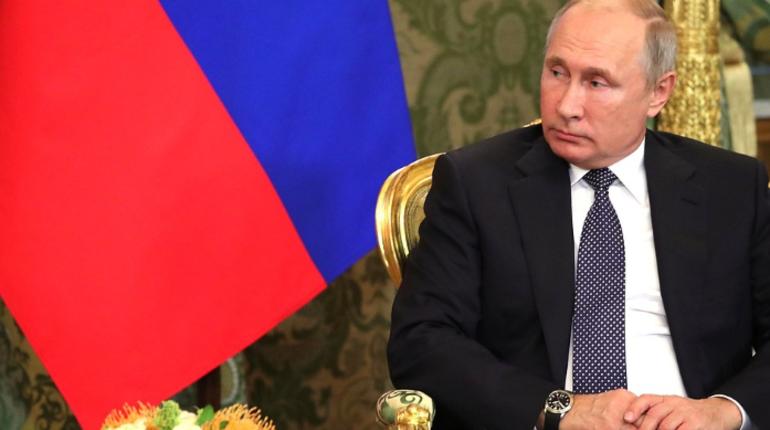 Владимир Путин заявил, что Россия