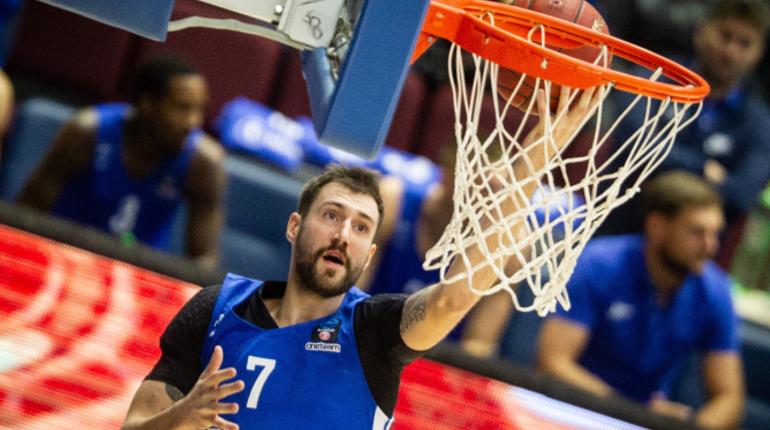 Баскетбольный «Зенит» обыграл «Валенсию» в матче Еврокубка