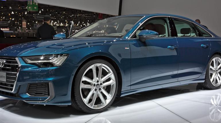 Названы российские цены на новый Audi A6