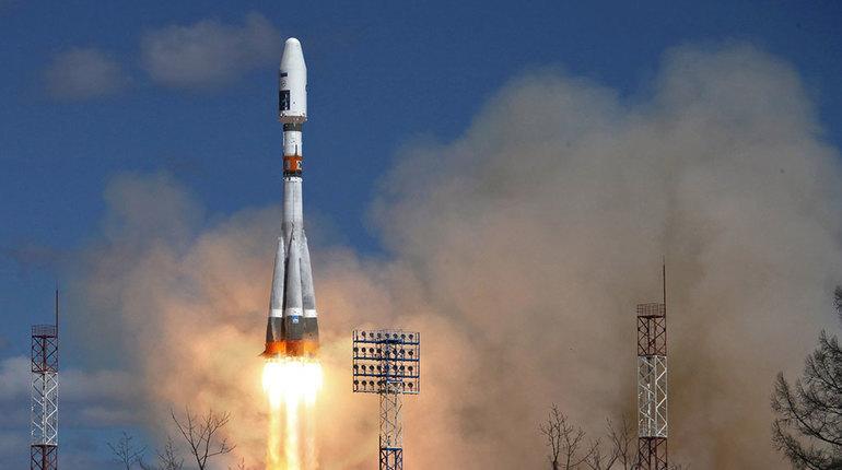 C Плесецка успешно стартовал «Союз» с военным спутником