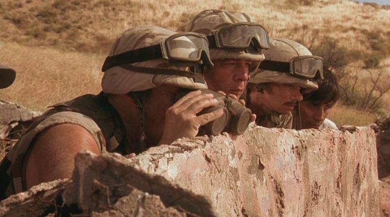 Вооруженные силы США просчитались в навигационных расчетах при сбросе бронеавтомобиля