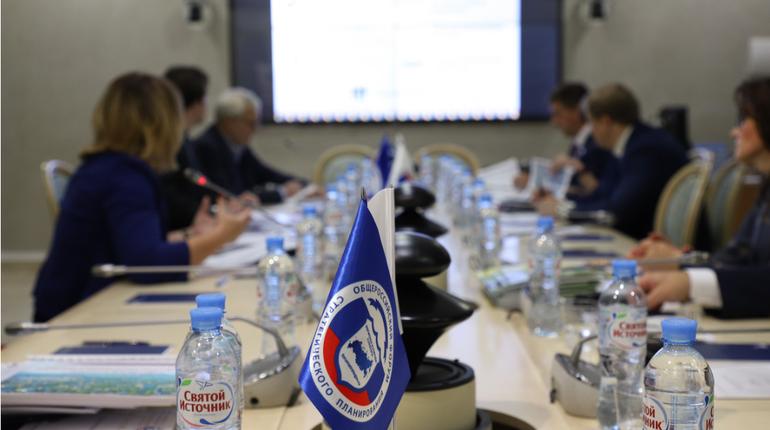Более тысячи человек из 60 регионов России поучаствовали в Форуме стратегов, который проходил в Петербурге в этом году.