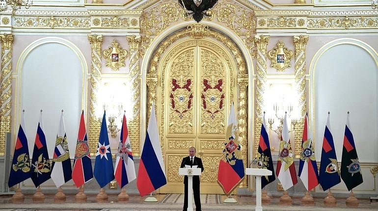 Российский президент Владимир Путин заявил, что силовики в этом году предотвратили 15 терактов. Всего на территории РФ за девять месяцев 2018 года произошло 26 преступлений террористической направленности.