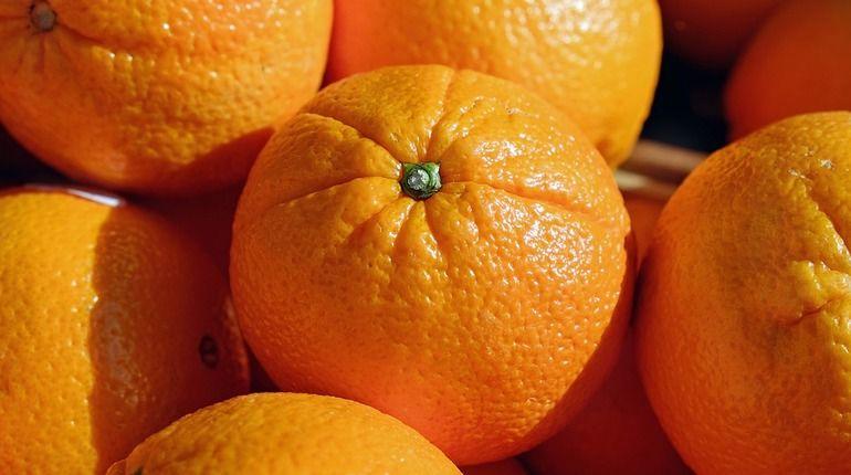 Зараженные апельсины вернули из Петербурга в Аргентину