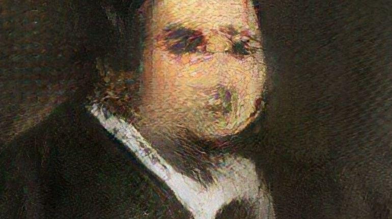 На аукционе Christie's в Нью-Йорке была продана картина, создателем которой стал искусственный интеллект.