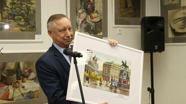 Старейшая детская художественная школа Петербурга (проспект Римского-Корсакова, 18) будет носить имя Георгия Антонова, который возглавлял ее более 25 лет.