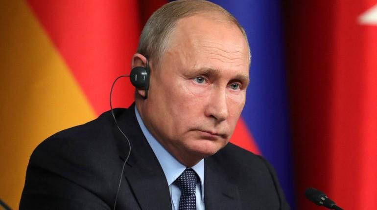 Путин назвал число сбитых Россией беспилотников в Сирии
