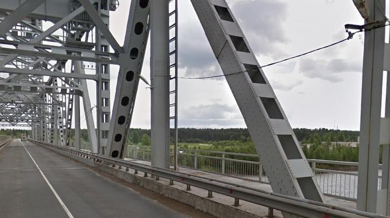 Мост через Свирь разведут на два часа