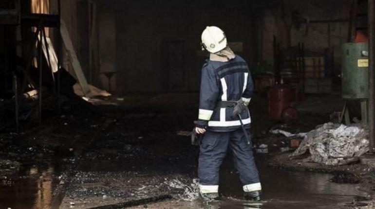 В Киришском районе Ленобласти 28 октября произошел серьезный пожар, во время которого сгорела даче в СНТ Меридиан.