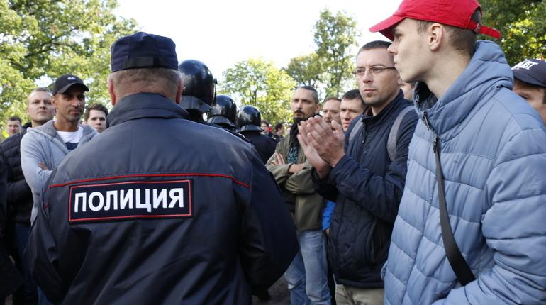 Петербуржцы собираются «по-тихому» митинговать в поддержку фигурантов уголовных дел