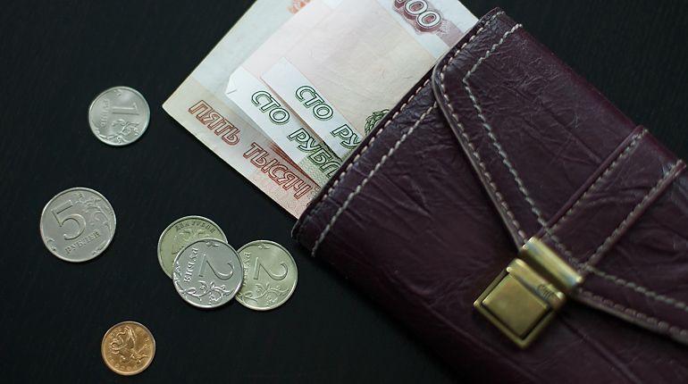 Петербуржцы пожаловались на маленькие зарплаты
