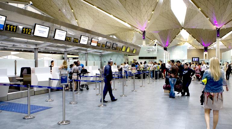 В Пулково задержали рейс до Нижнего Новгорода