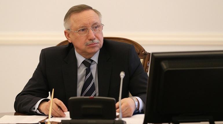 Беглов призвал чиновников стать волкодавами для «драки» с Минфином