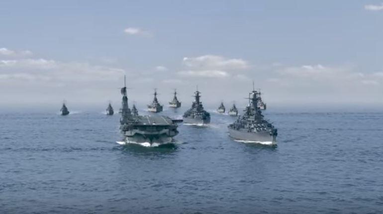 На выставке «Российскому флоту – быть!» в Петербурге будут представлены 3D–модели кораблей, разработанные для игрового онлайн-проекта «World of Warships».