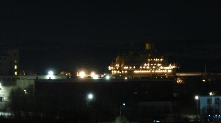 Межведомственная комиссия займется расследованием аварии в Мурманской области, из-за которой затонул плавдок и получил повреждения крейсер