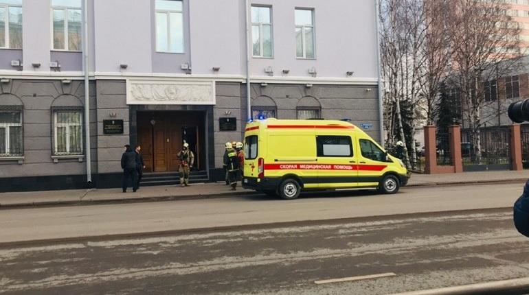 НАК взял взрыв у здания ФСБ в Архангельске на контроль