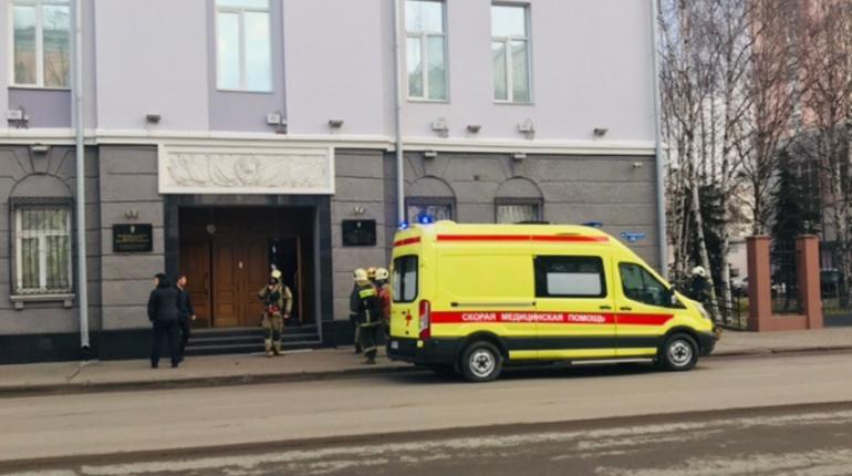 СК признал терактом взрыв в Архангельске