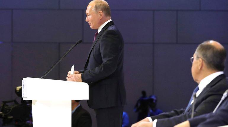 Президент РФ Владимир Путин подписал указ