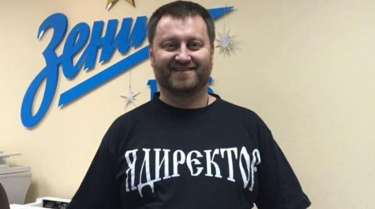 Бывшего топ-менеджера «Зенита» лишили прав за пьяную езду