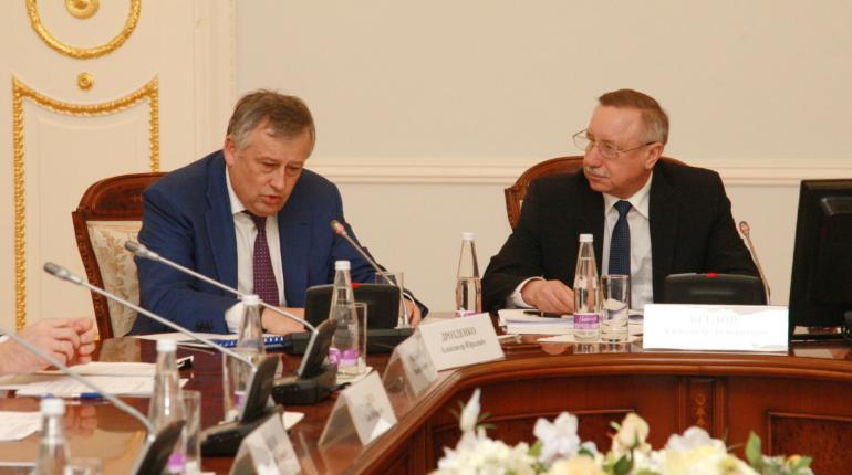 Беглов поручил активизировать работу по строительству Восточного скоростного диаметра