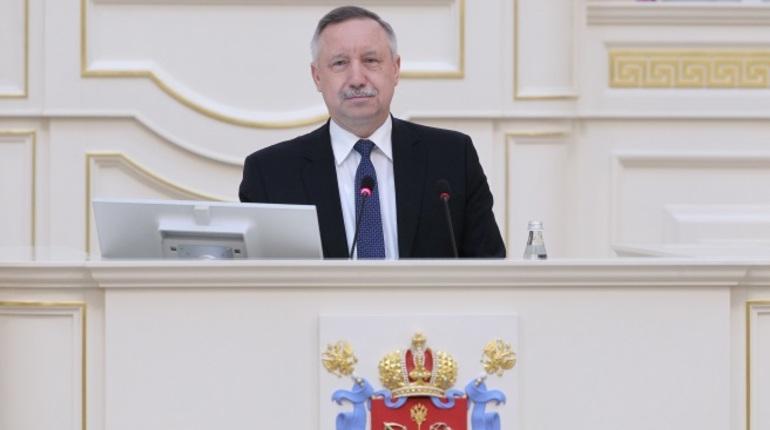 Александр Беглов пытается привлекать депутатов Госдумы, избранных от города участвовать в петербургских делах. Те реагируют не очень охотно.