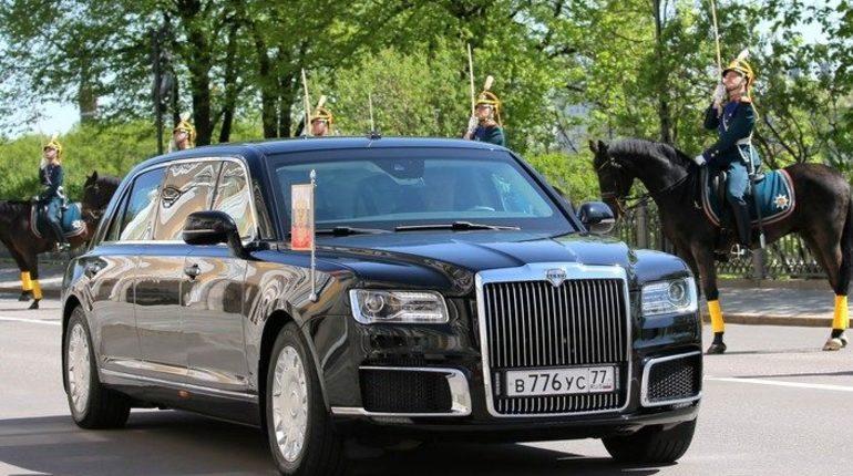Автомобили проекта «Кортеж» раскупили на два года вперед