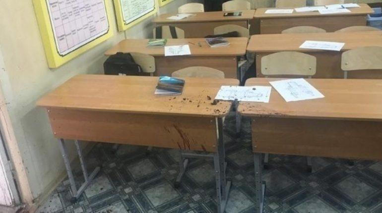 Один пострадавший в колледже в Керчи обратился к врачам спустя 10 дней после нападения на учебное заведение.
