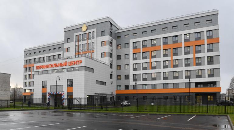 В Гатчине открыли перинатальный центр на 15 тысяч рожениц ежегодно. Его строили с 2014 года.