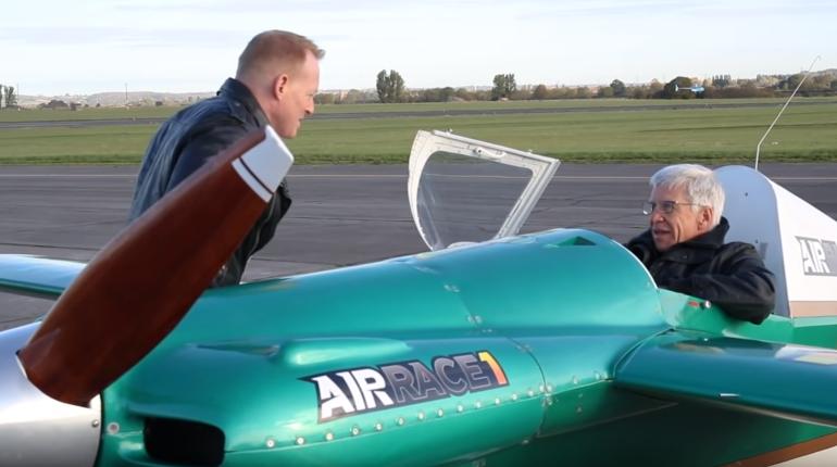 Ноттингемский университет вместе со стартапом Air Race E разработают первый в мире электрический гоночный самолет.