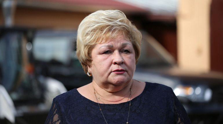 Неугомонная Щербакова продолжает «воевать» с главой Центрального района