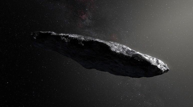 Ученые разгадали загадку астероида Оумуамуа: это инопланетяне