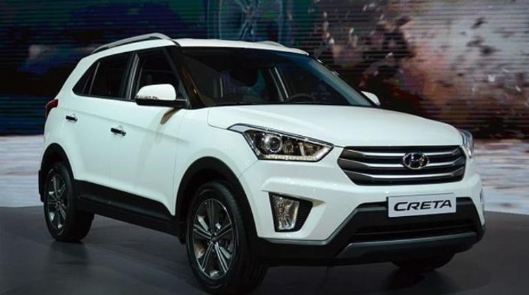 Hyundai Creta остался самым популярным кроссовером в Петербурге по итогам трех кварталов 2018 года.