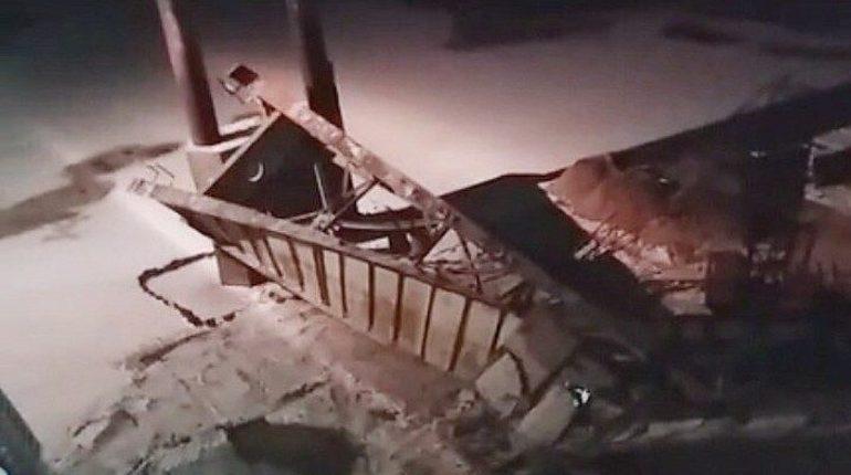 Следственный комитет возбудил уголовное дело по факту обрушения моста в Югре, где погибли два человека. Речь идет о статье УК