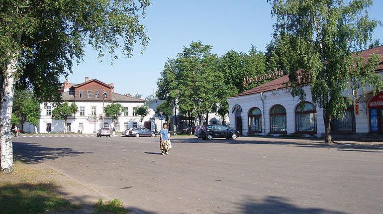 В Волховском районе Ленобласти жители города Новая Ладога обнаружили труп женщины рядом с  памятником собаке (напротив д.10 в микрорайоне «В»).