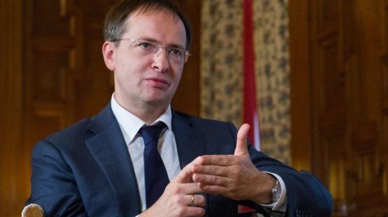 Министр культуры России Владимир Мединский не в восторге от нового фильма