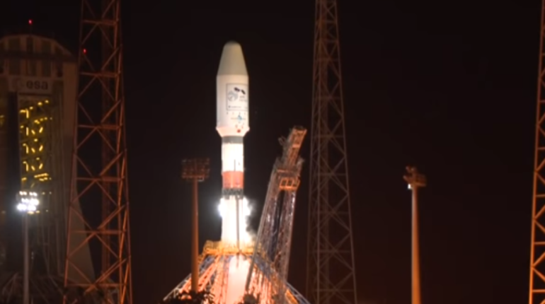 Российская ракета-носитель