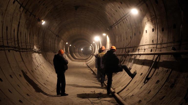 Строящаяся станция метро на Васильевском острове сохранит название