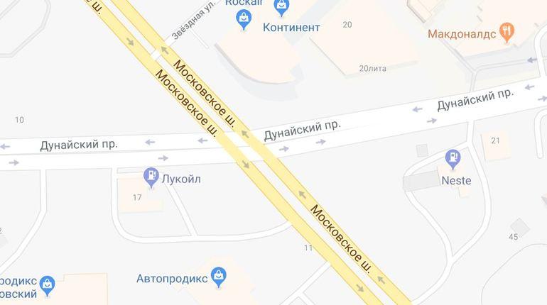 Смольный объявил конкурс на проект развязки Московского шоссе с Дунайским проспектом в Петербурге. Подрядчика, который выполнит все необходимые работы, ищет Комитет по развитию транспортной инфраструктуры.