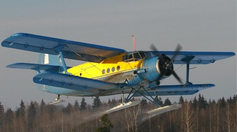 В Архангельской области самолет Ан-2 совершил жесткую посадку.