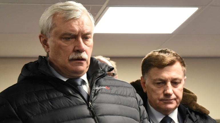Макаров и Полтавченко создали Петербургу славу самого протестного города