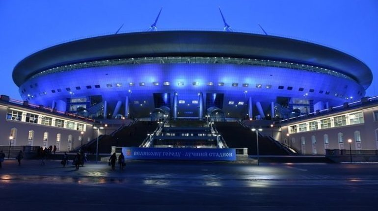 Названы даты проведения хоккейных матчей на стадионе