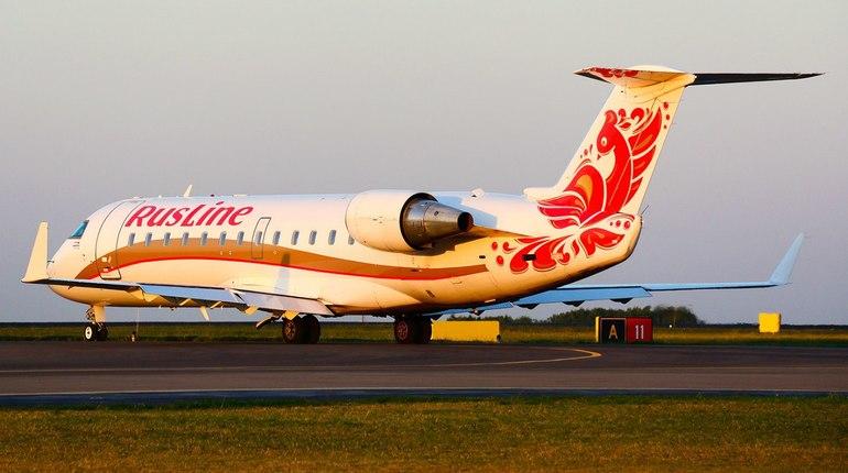 В Пулково утром в субботу, 10 ноября, задерживают вылет самолета в Липецк. Рейс авиакомпании