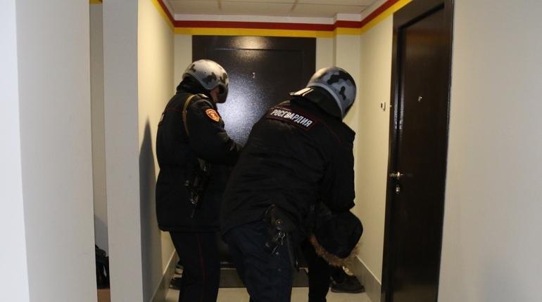 В Петербурге сотрудники Росгвардии задержали троих ранее судимых мужчин, которые угрожали убийством женщинам. Агрессоров схватили в Красносельском и Калининском районах.
