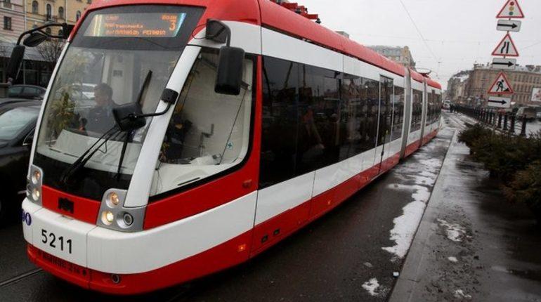 Для трамвайной линии в Кудрово предложили два маршрута