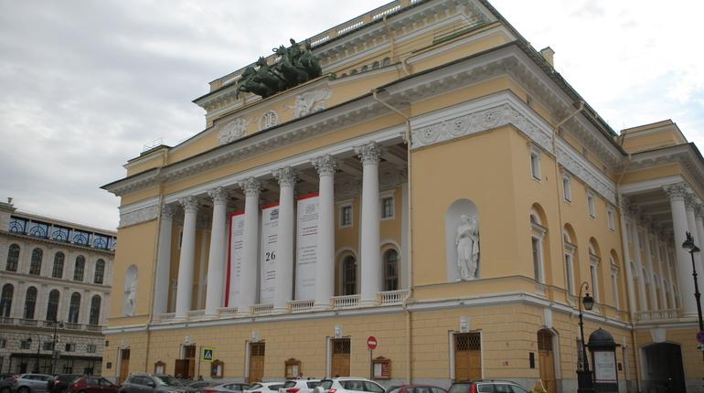 На сцене Александринского театра в Петербурге пройдет цикл творческих встреч