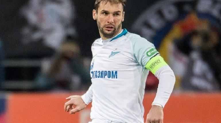 Капитан петербургского футбольного клуба