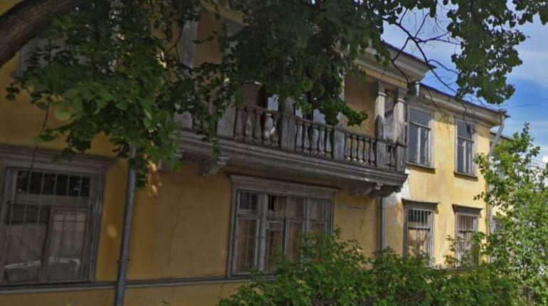 «Студия 44» возродит дом, в котором жил писатель Алексей Толстой